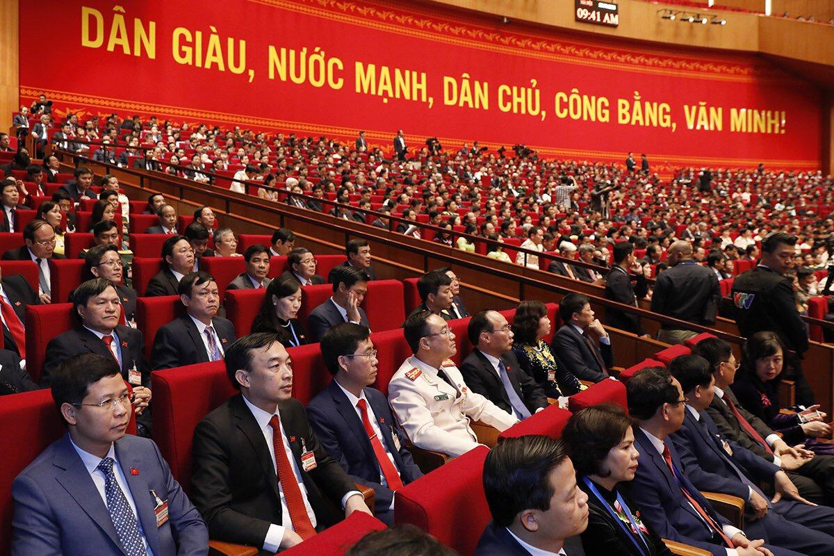 Đại hội XIII dự kiến bầu 200 Ủy viên Trung ương - Ảnh 1
