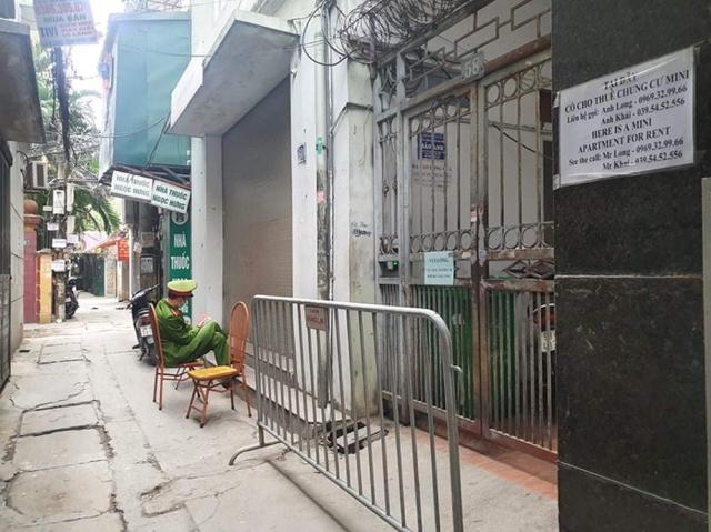Nam sinh viên dương tính với virus SARS-CoV-2 ở quận Cầu Giấy, Hà Nội đã đi những đâu? - Ảnh 1