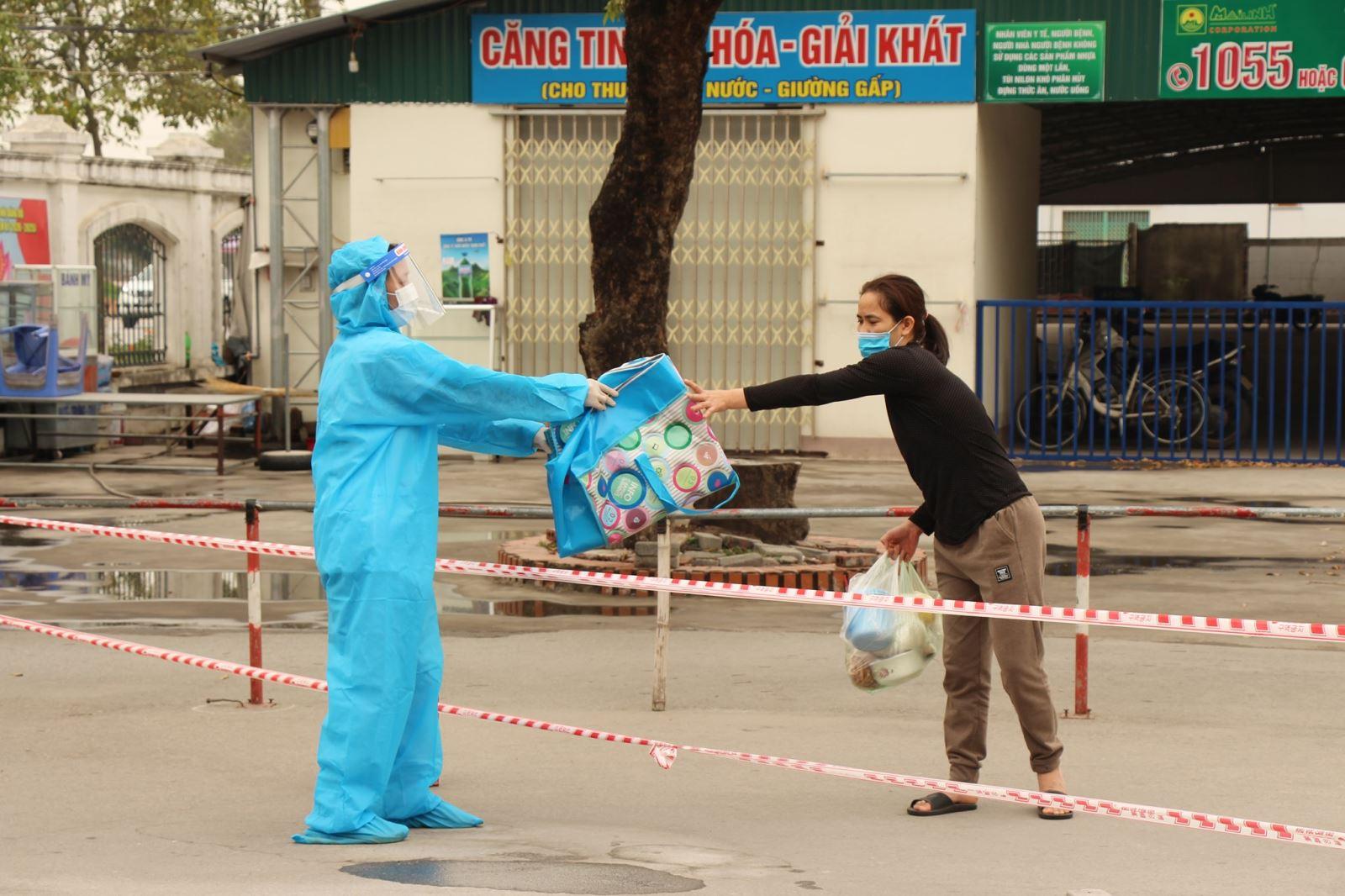 Ca dương tính SARS-CoV-2 ở quận Nam Từ Liêm, Hà Nội tiếp xúc rất nhiều người, đi ăn cưới ở Thái Bình - Ảnh 1