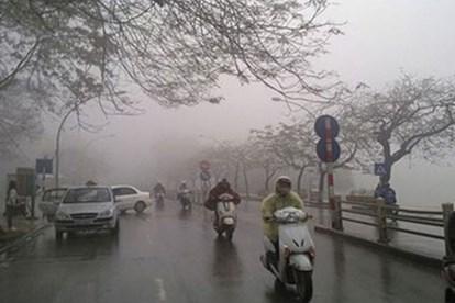 Dự báo thời tiết mới nhất hôm nay 1/2: Hà Nội mưa phùn - Ảnh 1