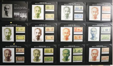 Những điều đặc biệt trong chân dung Chủ tịch Hồ Chí Minh ở các bộ tiền Việt Nam - Ảnh 1