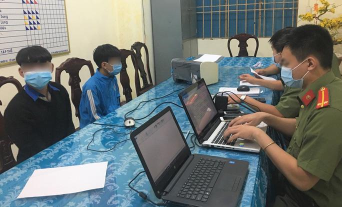 Hai học sinh lớp 9 ở Lâm Đồng làm giả văn bản cho nghỉ học - Ảnh 1