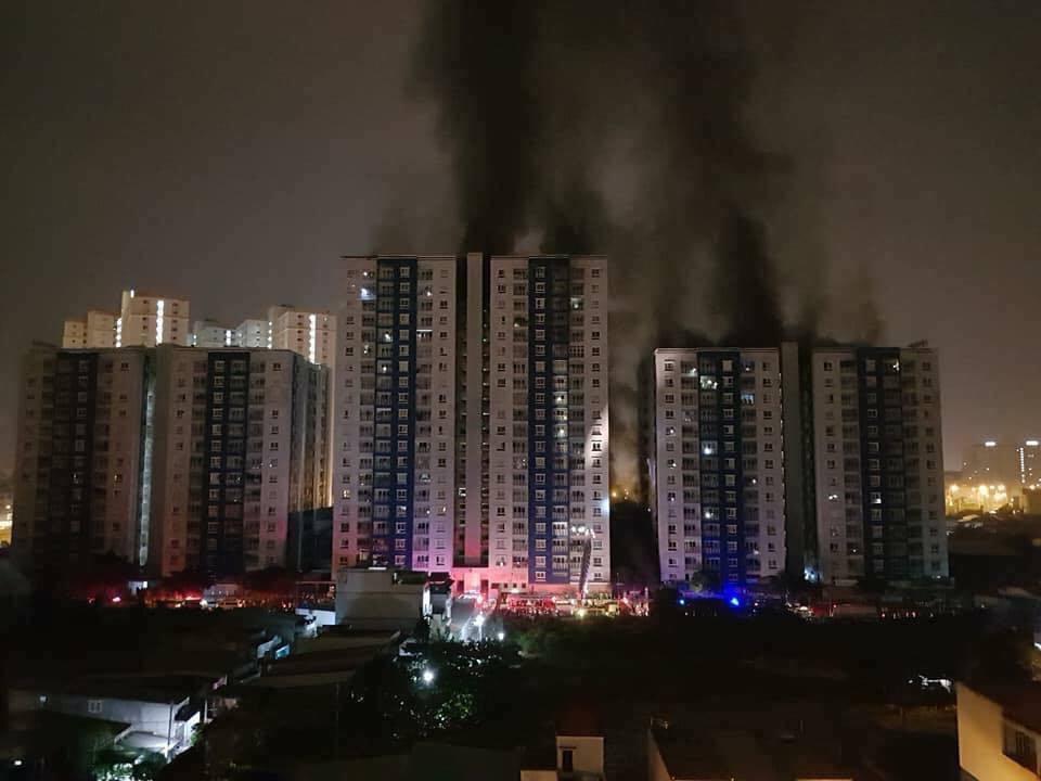 Vì sao Công an TP.HCM phục hồi điều tra vụ cháy chung cư Carina làm 13 người chết? - Ảnh 1