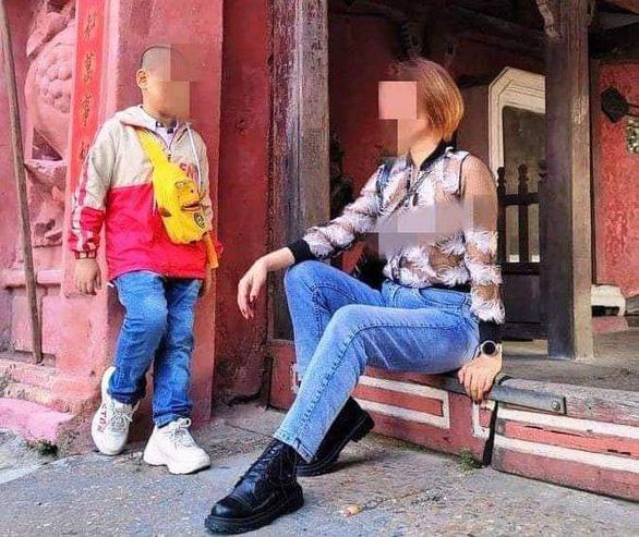 Thông tin mới vụ cô gái ăn mặc phản cảm chụp ảnh ở Hội An - Ảnh 1