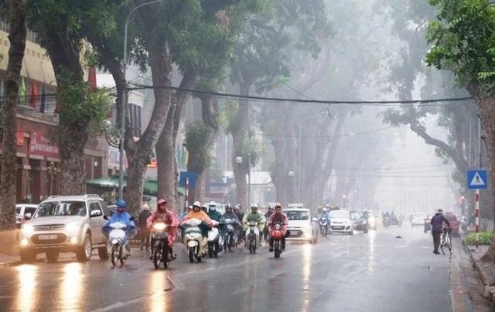 Tin tức dự báo thời tiết mới nhất hôm nay 27/2: Miền Bắc mưa rét - Ảnh 1