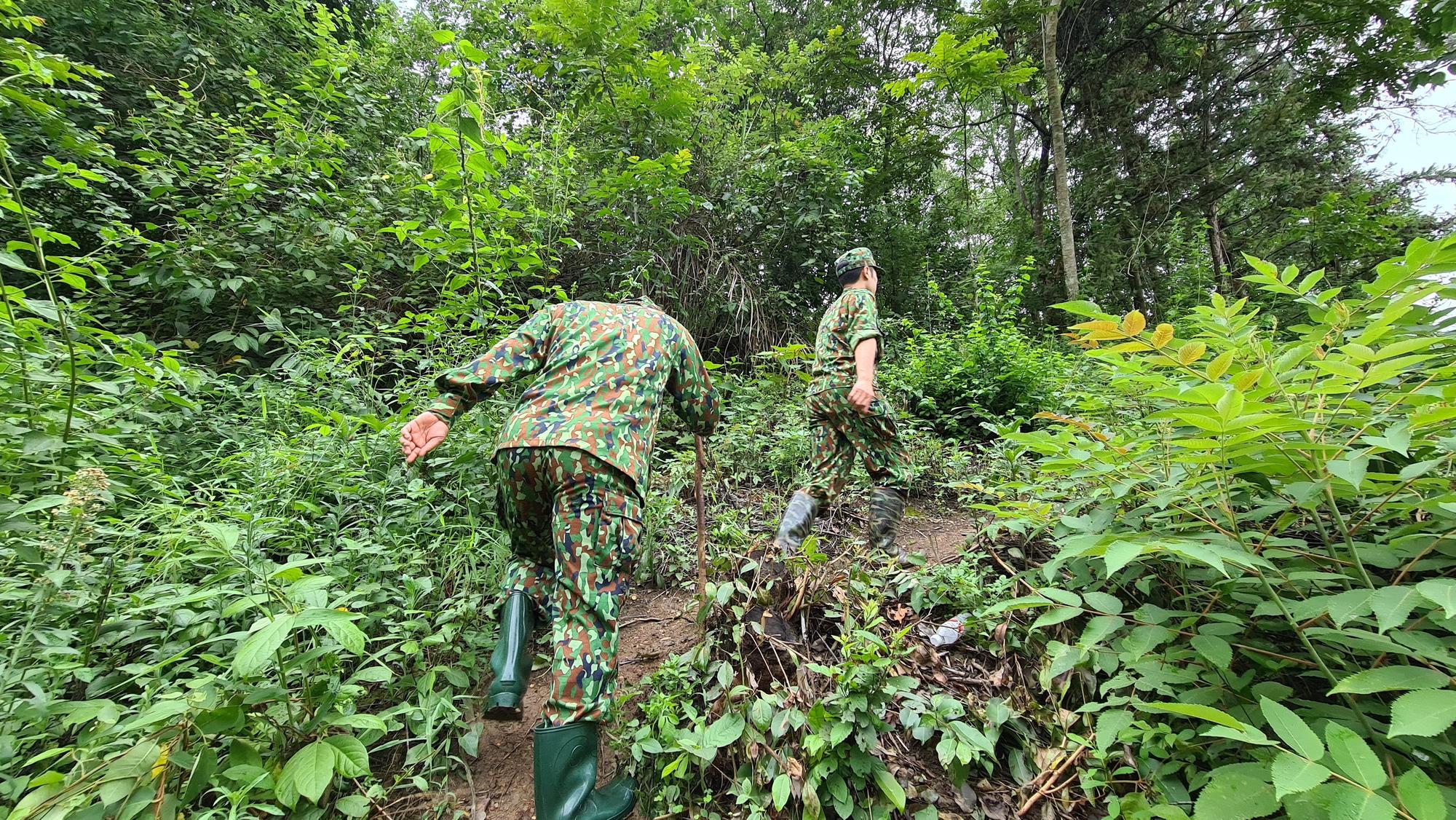 Vụ 4 người bị chém ở Lạng Sơn: Tiết lộ tình tiết rùng rợn về nghi phạm - Ảnh 1