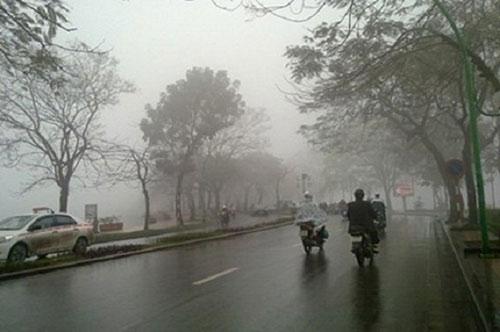 Tin tức dự báo thời tiết mới nhất hôm nay 28/2: Hà Nội mưa rét - Ảnh 1