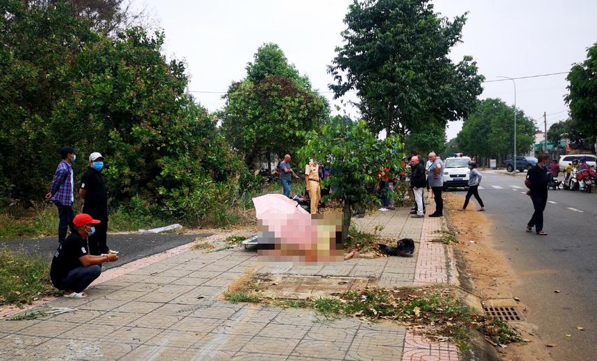 Đi phượt ở Bà Rịa- Vũng Tàu, người đàn ông Nam Phi tự gây tai nạn tử vong - Ảnh 1