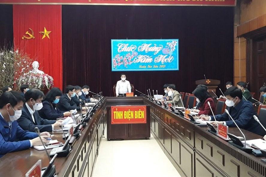 6 người dương tính lần 1 với SARS-CoV-2 ở Điện Biên: 2 ca là học sinh, sinh viên từ Hà Nội về  - Ảnh 1