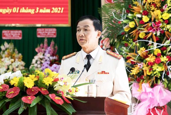 Đại tá Trần Minh Tiến được bổ nhiệm giữ chức Giám đốc Công an tỉnh Lâm Đồng - Ảnh 1