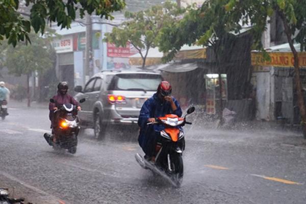 Tin tức dự báo thời tiết mới nhất hôm nay 2/3: Hà Nội có mưa rào - Ảnh 1