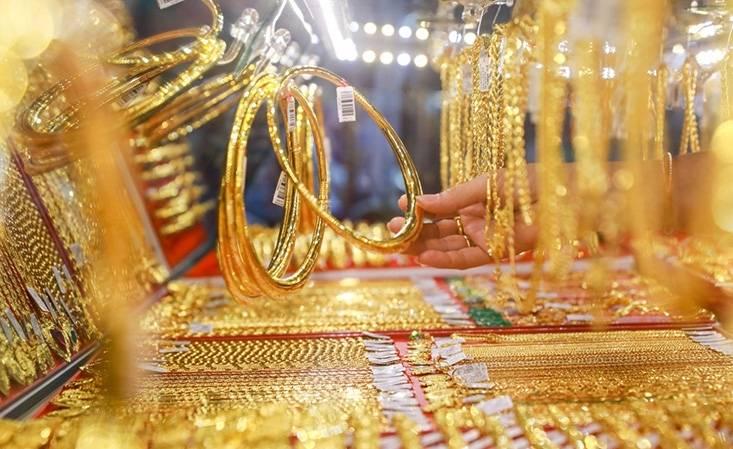 Giá vàng hôm nay 10/3: Giá vàng SJC tăng 100.000 đồng/lượng - Ảnh 1