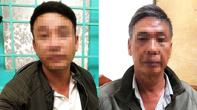 Vụ trộm tài sản trong trụ sở UBND TP. Bảo Lộc: Lời khai của 2 nghi phạm - Ảnh 1