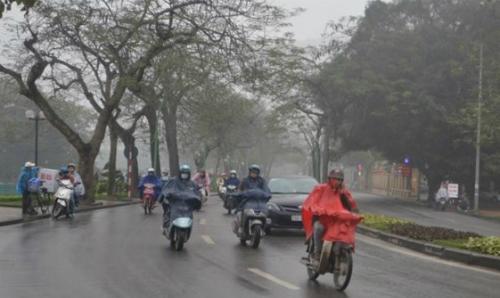 Tin tức dự báo thời tiết mới nhất hôm nay 12/3/2021: Hà Nội có mưa nhỏ - Ảnh 1