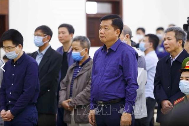 Vụ án Ethanol Phú Thọ: Ông Đinh La Thăng bị tuyên phạt 11 năm tù, Trịnh Xuân Thanh 18 năm tù - Ảnh 1