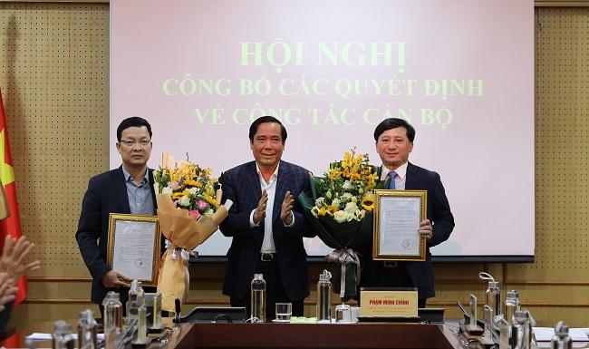 Ban Tổ chức Trung ương công bố quyết định về công tác cán bộ - Ảnh 2