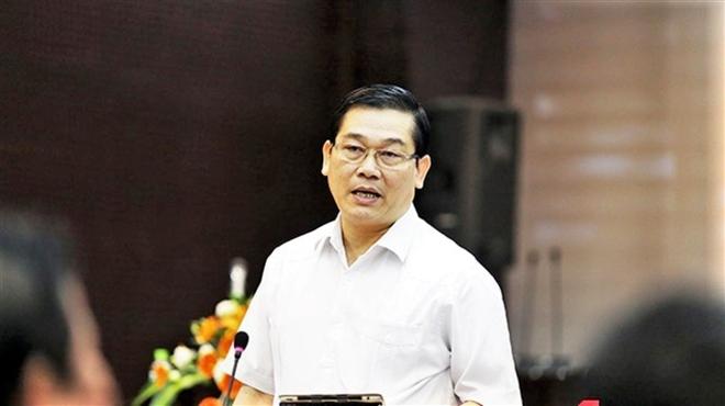 Ông Nguyễn Thanh Quang, Trưởng ban Tổ chức Thành ủy Đà Nẵng qua đời - Ảnh 1