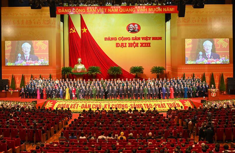 Ban Bí thư tổ chức Hội nghị quán triệt Nghị quyết Đại hội XIII của Đảng - Ảnh 1