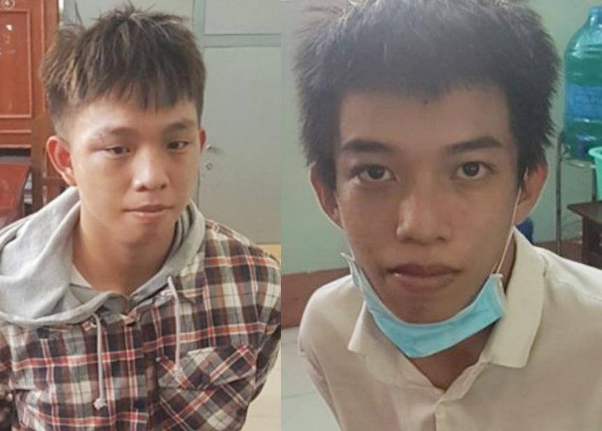 Vụ 2 anh em cướp ngân hàng ở Kiên Giang: Lời khai của nghi phạm - Ảnh 1