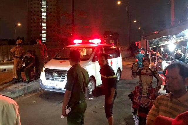 Hiện trường vụ cháy nhà khiến 6 người tử vong thương tâm ở TP.HCM - Ảnh 1