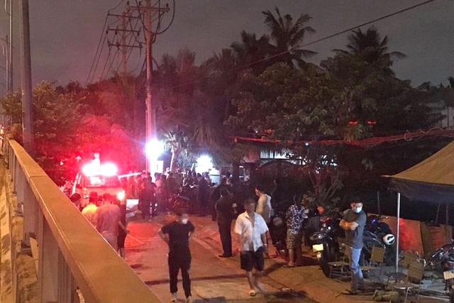 Hiện trường vụ cháy nhà khiến 6 người tử vong thương tâm ở TP.HCM - Ảnh 2