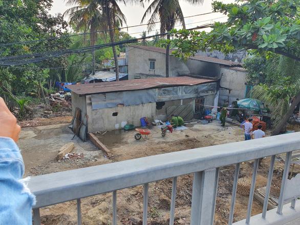 Hiện trường vụ cháy nhà khiến 6 người tử vong thương tâm ở TP.HCM - Ảnh 10