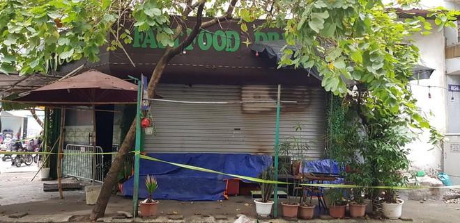 Cháy quán cà phê ở Hà Nội lúc rạng sáng, một phụ nữ tử vong - Ảnh 1