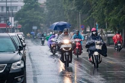 Tin tức dự báo thời tiết mới nhất hôm nay 14/4/2021: Hà Nội có mưa nhỏ - Ảnh 1