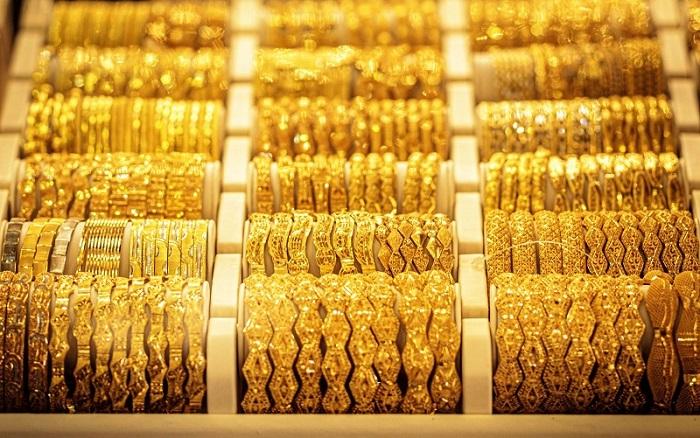 Giá vàng hôm nay 15/4/2021: Giá vàng SJC tăng mạnh - Ảnh 1