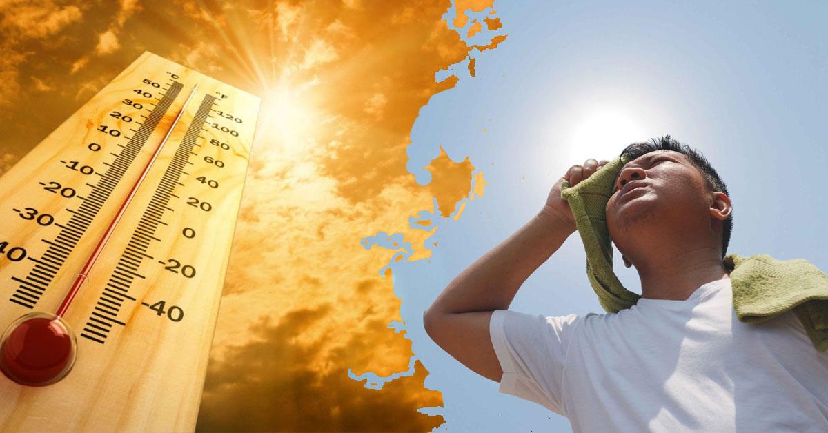 Tin tức dự báo thời tiết mới nhất hôm nay 22/4: Miền Bắc đón đợt nắng nóng kéo dài - Ảnh 1