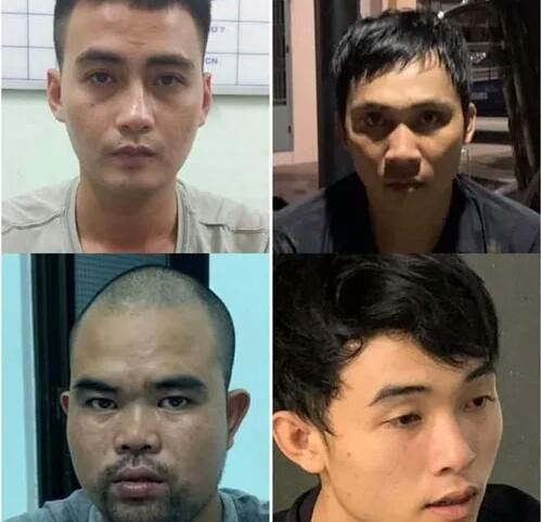 """Vụ """"con nợ"""" bị đánh chết trong phòng trọ ở Bình Dương: Chân dung 4 nghi phạm - Ảnh 1"""
