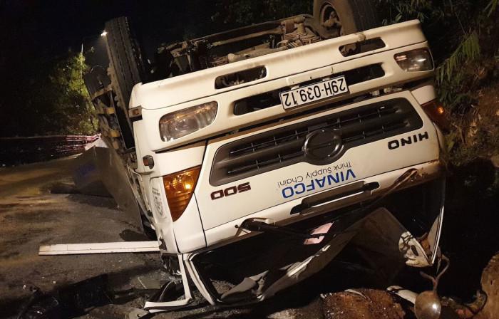 Tai nạn giao thông trên đèo Bảo Lộc, 2 nữ sinh tử vong - Ảnh 1