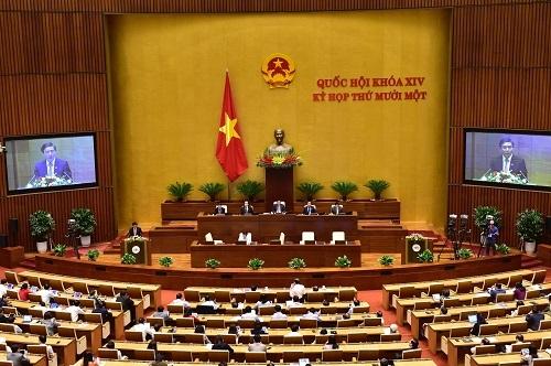 Thủ tướng trình danh sách kiện toàn 2 Phó Thủ tướng, 12 thành viên Chính phủ - Ảnh 1