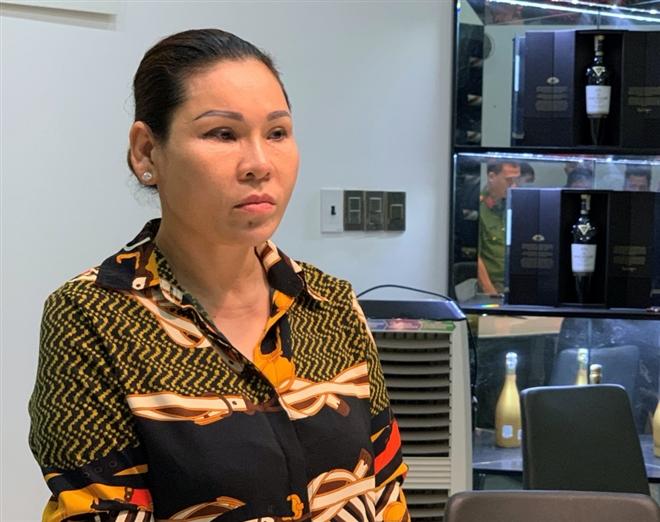 Chân dung nữ đại gia Vũng Tàu vừa bị bắt- vợ diễn viên Kinh Quốc - Ảnh 1