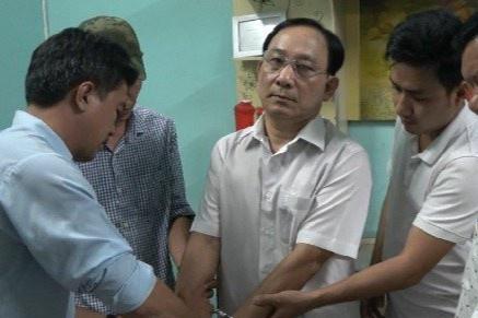 """Vụ Giám đốc bệnh viện Cai Lậy nghi liên quan vụ án giết người: """"Không đến bệnh viện một thời gian dài"""" - Ảnh 1"""