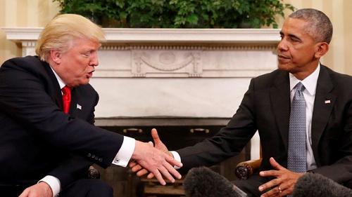 Tổng thống Obama bất ngờ thừa nhận có điểm chung với Trump - Ảnh 1