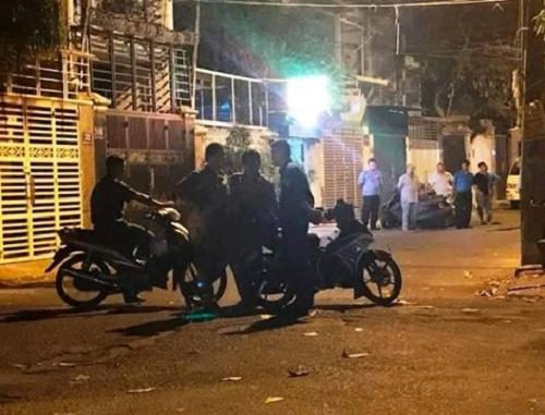 Truy sát trong đêm, 1 thanh niên tử vong: Bắt 9 đối tượng - Ảnh 2