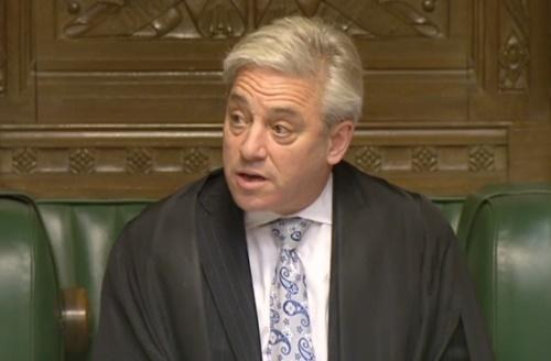 Chủ tịch Hạ viện Anh tuyên bố sẽ ngăn ông Trump phát biểu trước quốc hội Anh - Ảnh 1