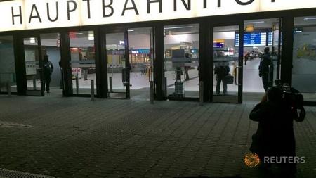 Tấn công bằng rìu tại nhà ga ở Đức, 6 người bị thương - Ảnh 2