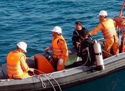 Vụ chìm tàu Hải Thành 26: Đã tìm đủ 9 thi thể thuyền viên - Ảnh 1