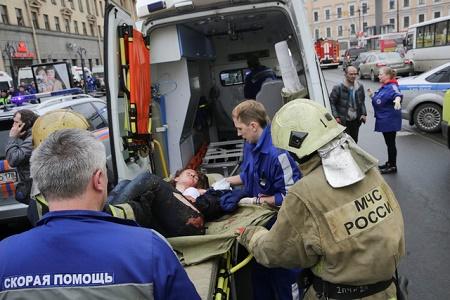 """Tổng thống Nga Putin: """"Không loại trừ khả năng khủng bố trong vụ nổ ở ga tàu"""" - Ảnh 2"""