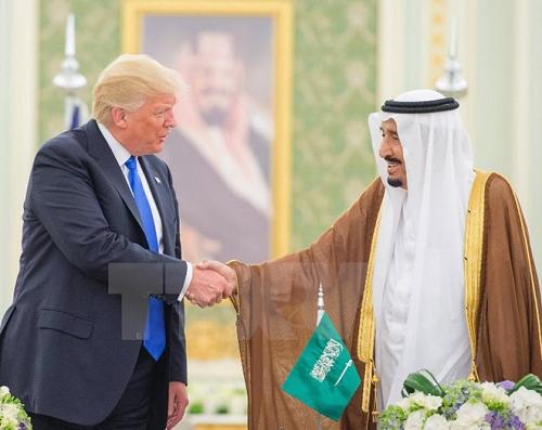 """Tổng thống Donald Trump: """"Hãy quét sạch những kẻ khủng bố khỏi trái đất này"""" - Ảnh 1"""