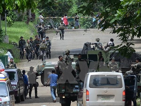 Tổng thống Philippines: Cuộc nổi loạn ở Marawi hoàn toàn do IS - Ảnh 1