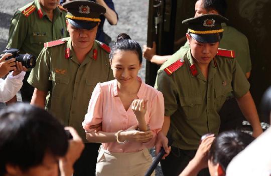 Xử vụ hoa hậu Phương Nga: Bạn trai của Thùy Dung lần đầu xuất hiện tại tòa - Ảnh 2
