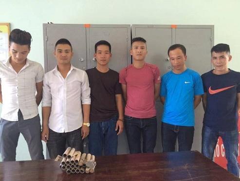 Thiếu nữ bị bắt vì đốt 36 quả pháo mừng sinh nhật người yêu - Ảnh 1