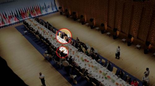 Nhà Trắng hé lộ Trump và Putin bí mật gặp lần hai bên lề hội nghị G20 - Ảnh 1