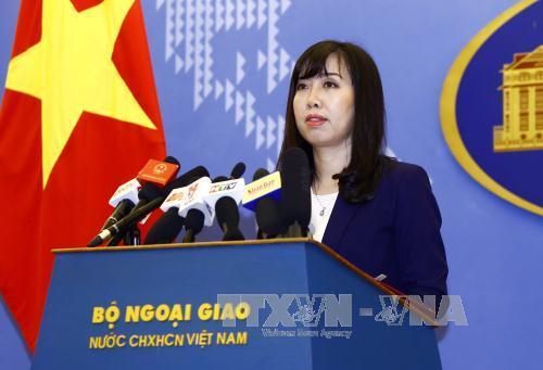 Hoạt động dầu khí diễn ra tại khu vực biển hoàn toàn thuộc chủ quyền của Việt Nam - Ảnh 1