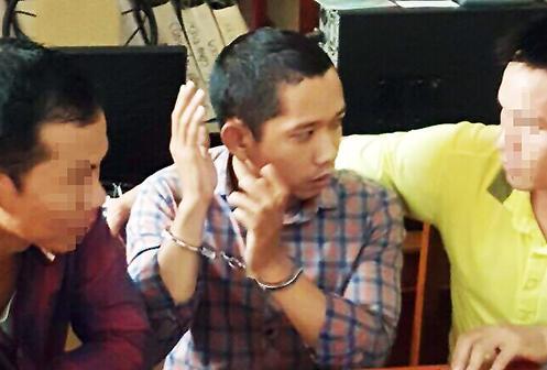 Cảnh sát thu hồi 340 triệu vụ cướp ngân hàng ở Trà Vinh - Ảnh 1