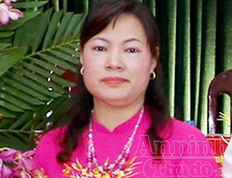 Bắt nữ Bí thư Đảng ủy phường điều hành đường dây ghi lô, đề gần 5 tỉ đồng - Ảnh 1