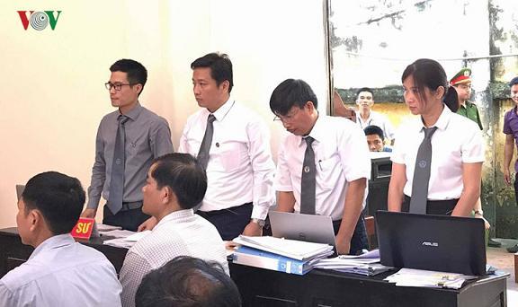 Sai phạm đất đai ở Đồng Tâm: 14 cựu cán bộ hầu tòa - Ảnh 1